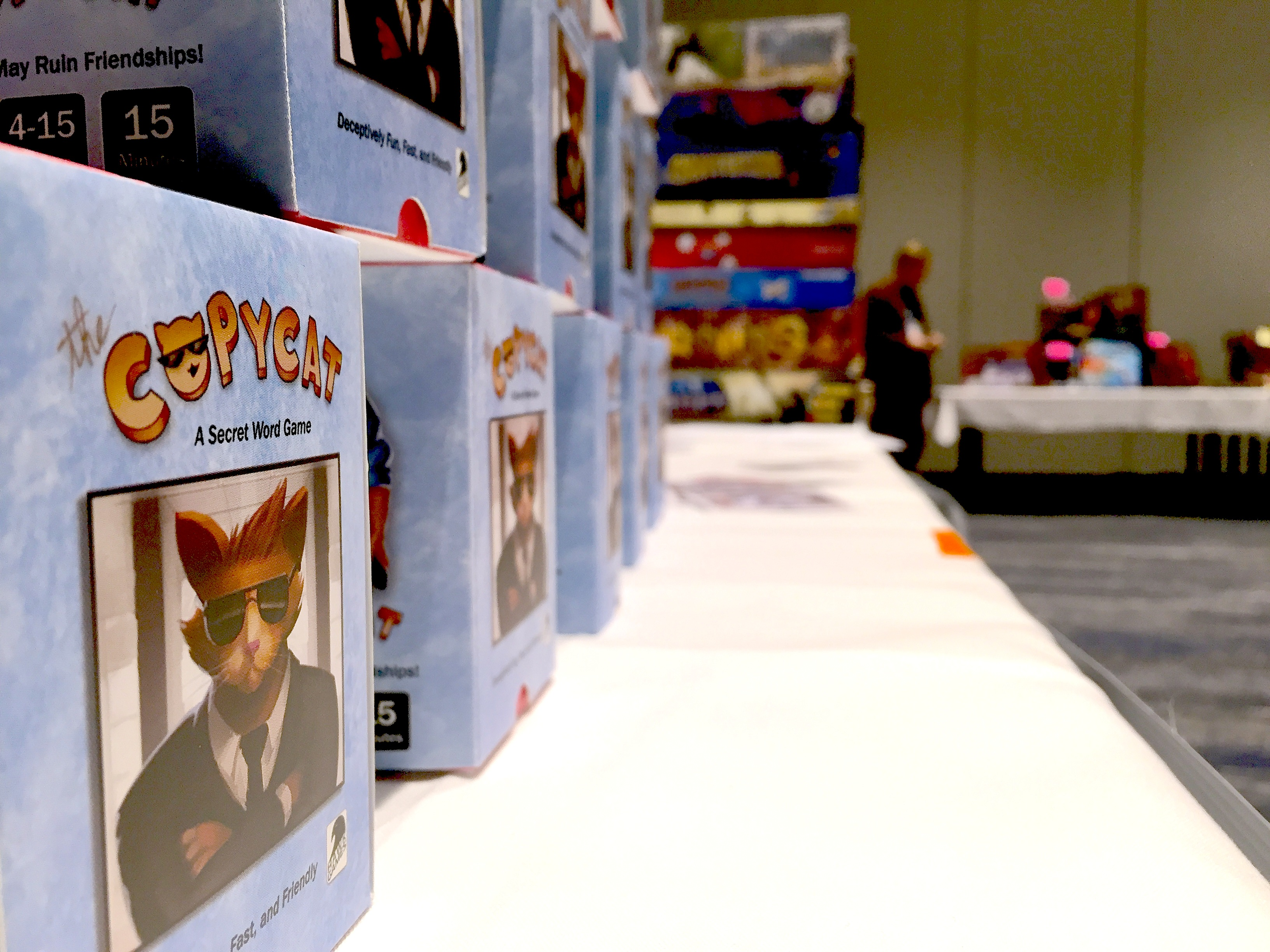 The CopyCat: A Hit At Kublacon 2016!